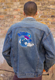 VINTAGE M&M'S DENIM JACKET