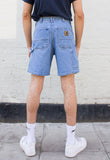 VINTAGE CARHARTT WORKWEAR DENIM SHORTS