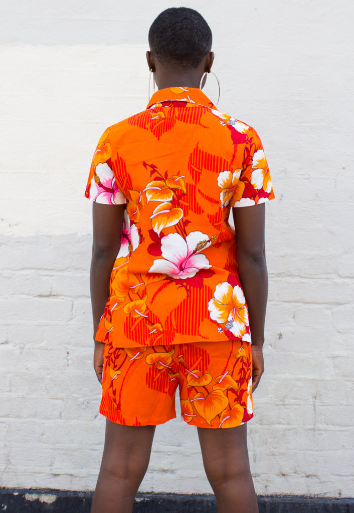VINTAGE HAWAIIAN CO-ORD