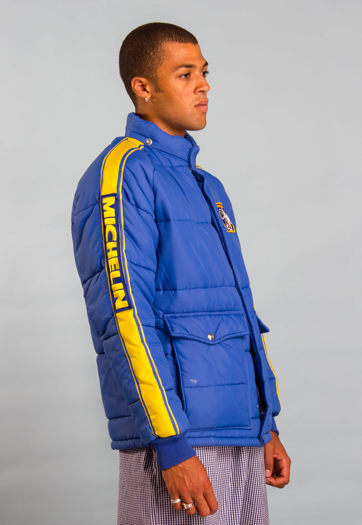 VINTAGE MICHELIN PUFFER JACKET
