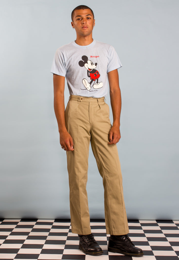 Vintage 70s Mickey Mouse T-shirt
