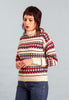 70's Vintage Norwegian Knitted Jumper
