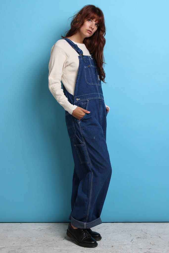 Cool Vintage Carhartt Dungarees M/L