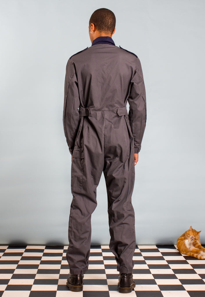 Royal Airforce Dark Grey Boiler Suit