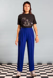 Vintage High Waisted Mom Trousers
