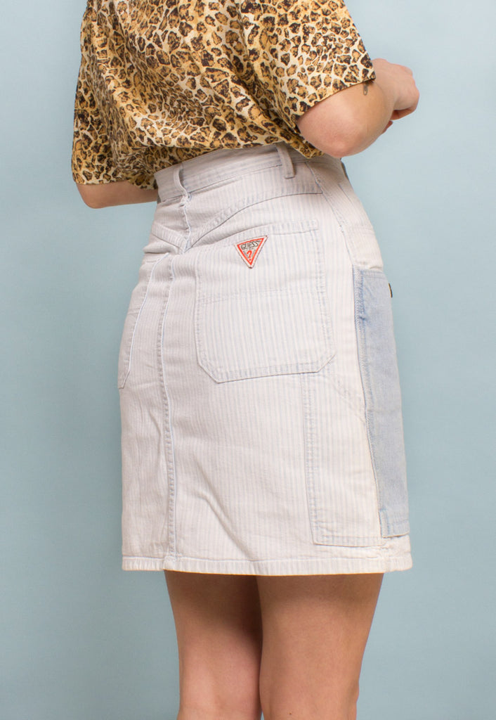 VINTAGE GUESS JEANS DENIM SKIRT