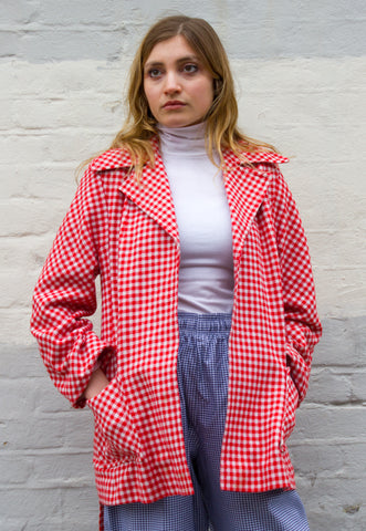 VINTAGE MID-LENGTH COAT