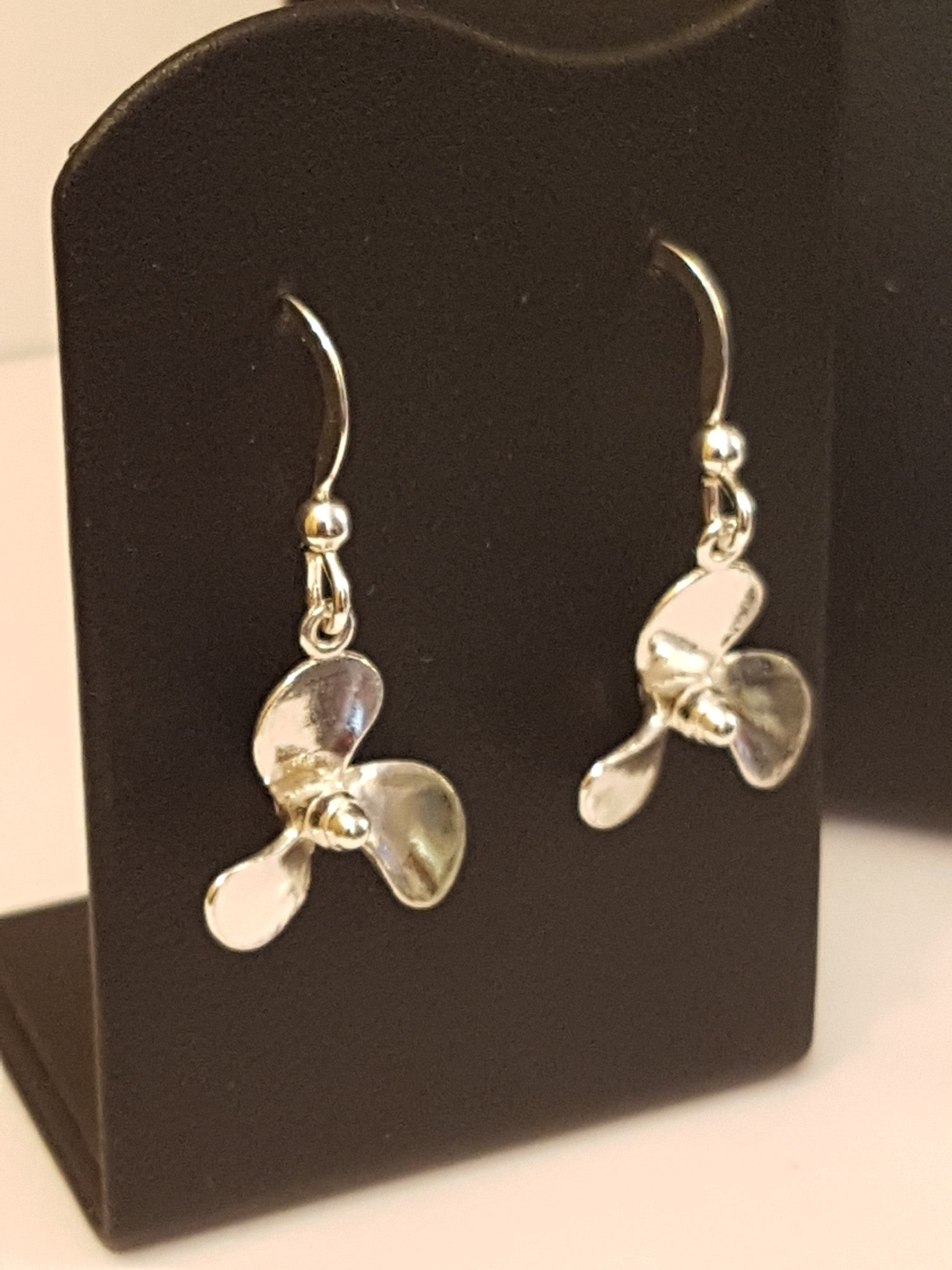 Propeller Earrings - drops