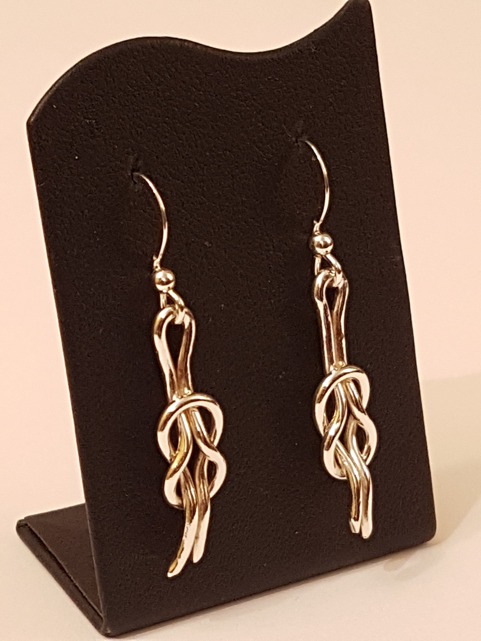 Reef Knot Earrings (pair)