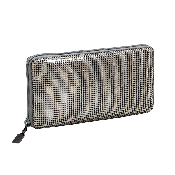 Clutch Wallet with Checkbook Insert - 3 Colors