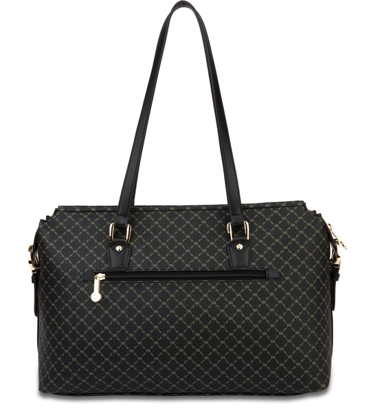 Tote Traveler - Dawn in Black
