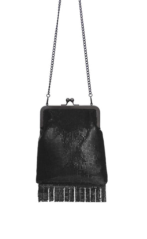 Gibson Girl Crossbody with Fringe 2 Colors