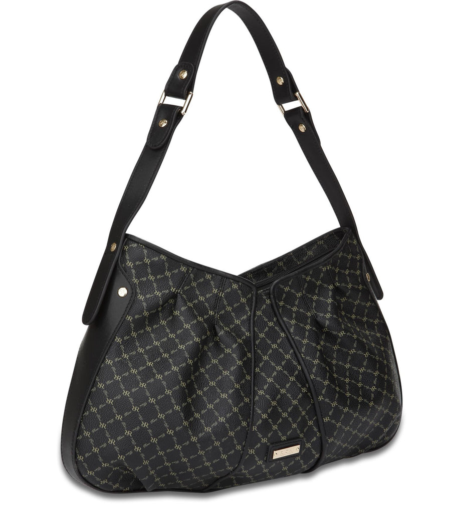 The Iris Bag - in Black