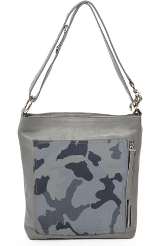 Riley - Camo Grey