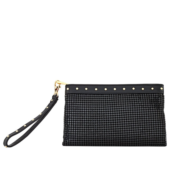 Studded Wristlet - 2 Colors