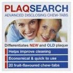 PLAQSEARCH Plaque Disclosing Tablets