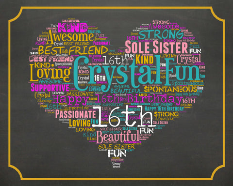 16th Birthday Gifts | Sweet Sixteen Gifts