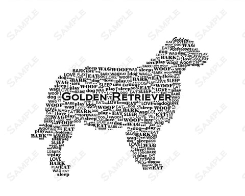 Golden Retriever Pet gifts