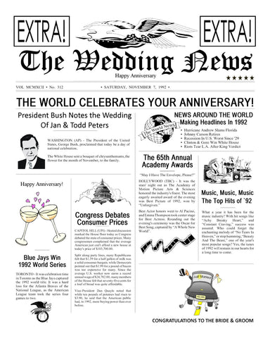 Personalized 10th Anniversary Gift Time Capsule 10th Wedding Anniversa