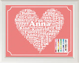 70th Birthday Gifts. Personalized Seventy Birthday Gifts 8 x 10 DIGITAL .JPG