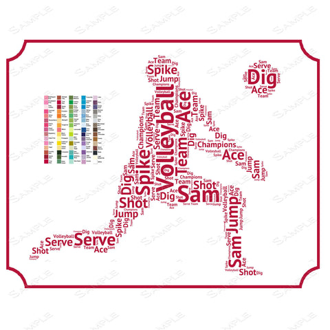 Volleyball gift volleyball gift word art volleyball player gift ideas volleyball gift volleyball gift word art volleyball player gift ideas volleyball gifts 8 x 10 print negle Images
