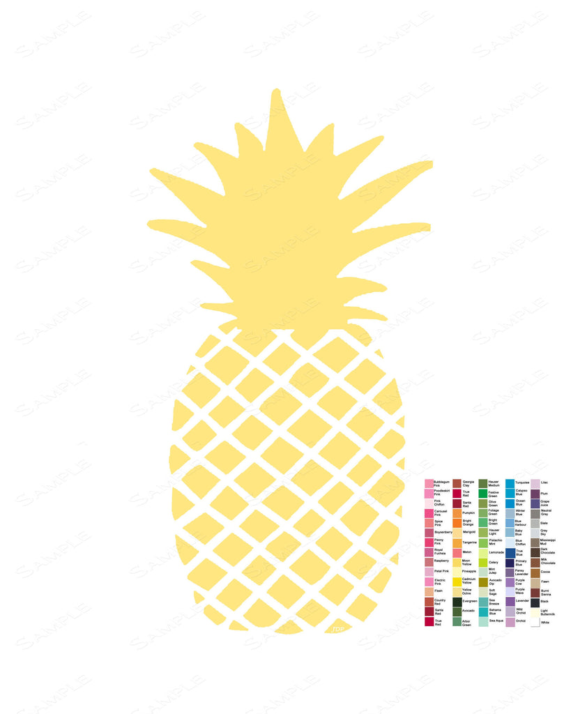 Perfect Pineapple Wall Art Picture Collection - Wall Art Collections ...