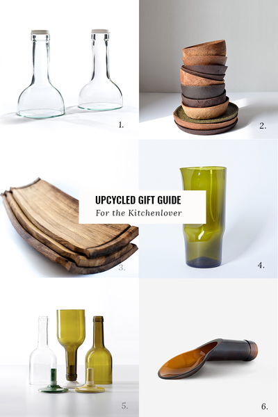 Upcycled Gift Guide: For the Kitchen