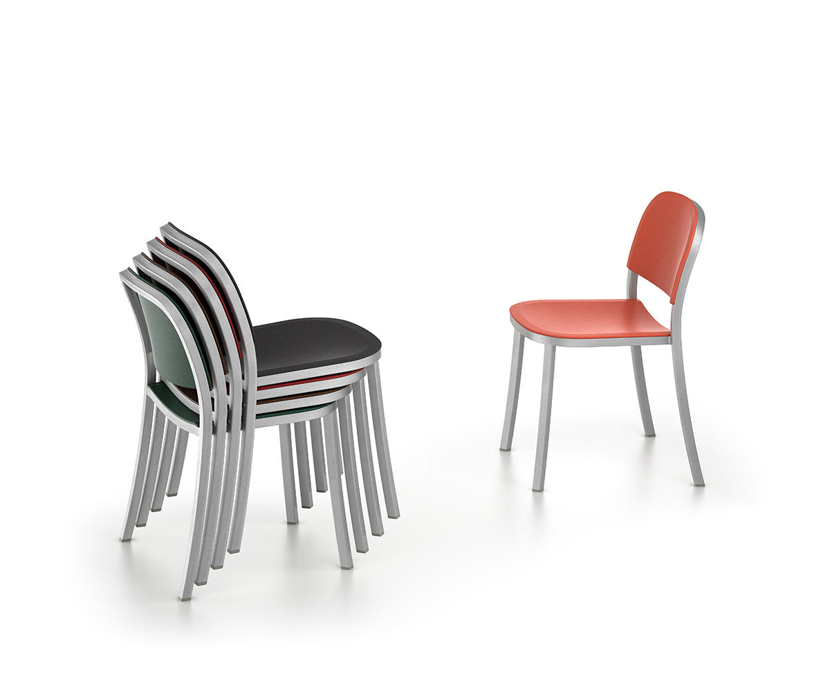Upcycled Aluminium Chair by Emeco