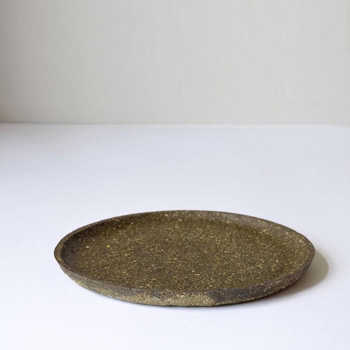 Tree Leave Plate by Rust Me Design | Remade By