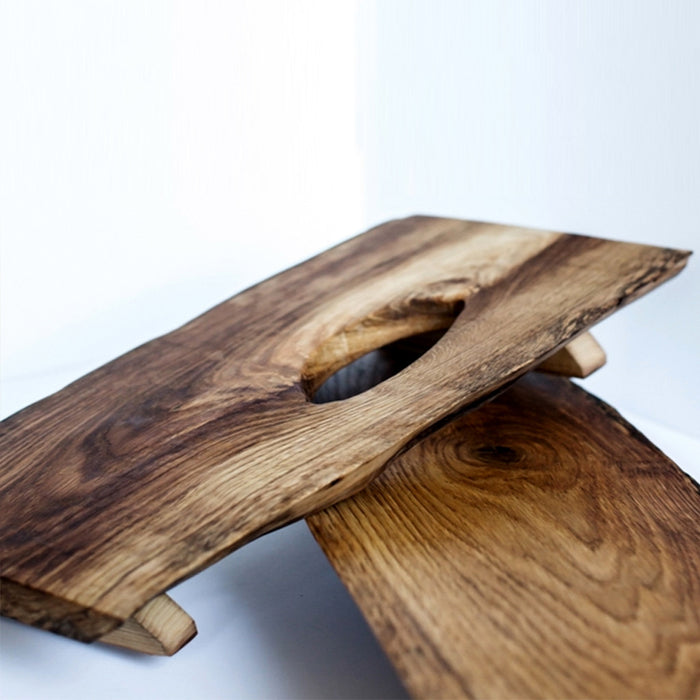 Recycled Oak Serving Board | Remade By Shop