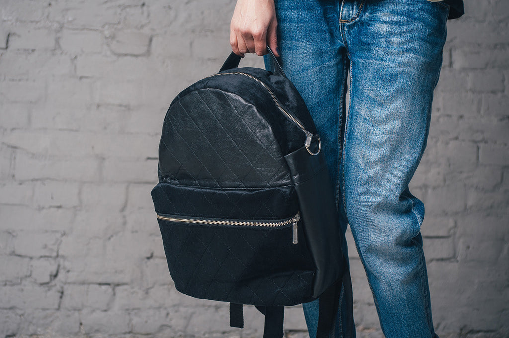 Upcycled Backpack by UliUlia | Remade By Shop