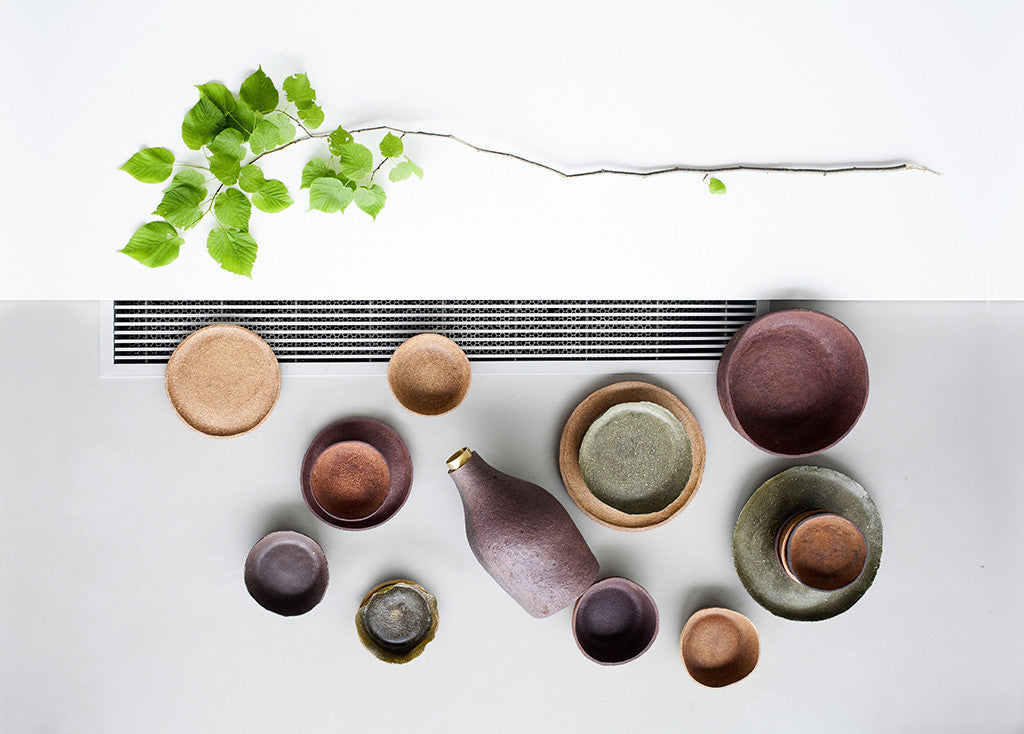Organic Tableware by Rust Me Design | Remade By