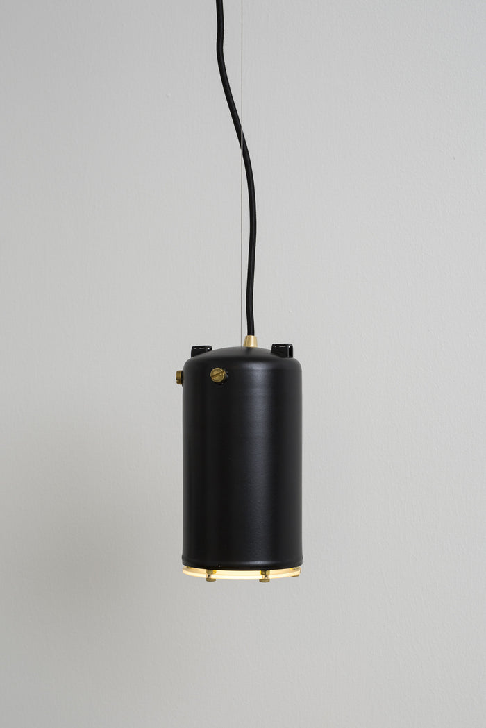 Steel Boiler Lamp from Espresso Machine | Remade By Shop