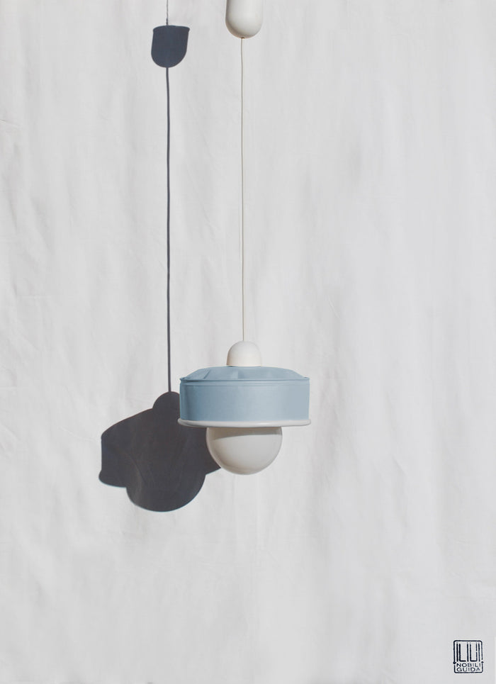 Can Hanging Lamp by Iliui | Remade By Shop