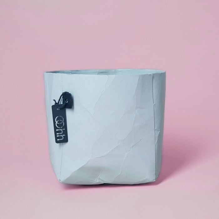 Recycled Storage Bag, Plant Bag by Oohh Oohh Recycle | Remade By Shop