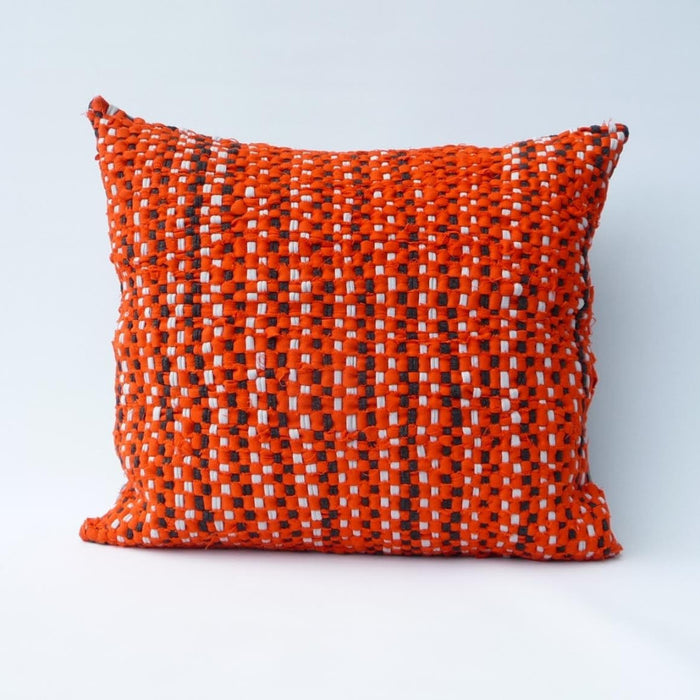 Rag Cushion by Unika Puden | Remade By Shop