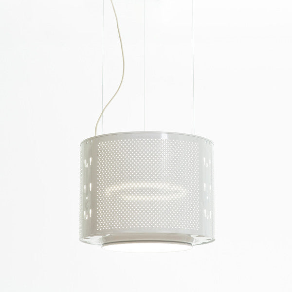 Upcycled Washing Machine Drum Lamp by Willem Heeffer || Remade By