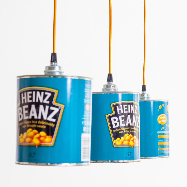 Upcycled Can Lights by Willem Heeffer | Remade By Shop