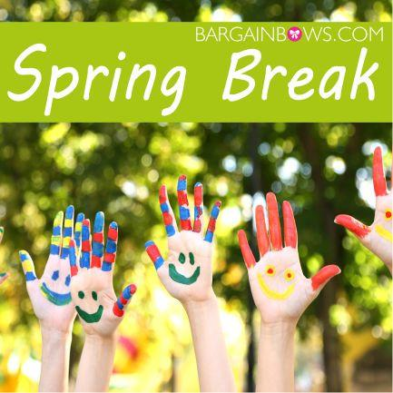 The Spring Break Blog