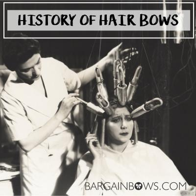 The Wonderful History of Hair Bows
