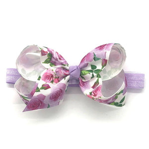 4-inch Roses Boutique Headband