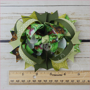 5 Inch Tiana Boutique Bow