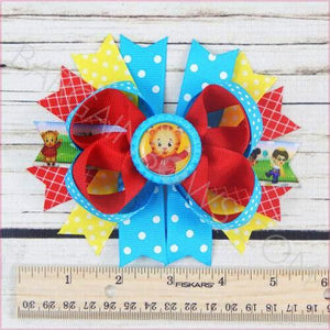 Daniel Tiger Boutique Bow - BargainBows