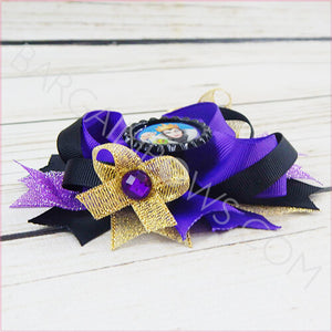 Evil Queen Boutique Bow from BargainBows