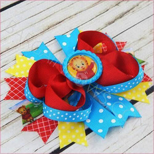 Daniel Tiger Boutique Bow from BargainBows