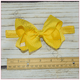 Headband 4 inch Solid Color Bundle Simple Sweet - BargainBows