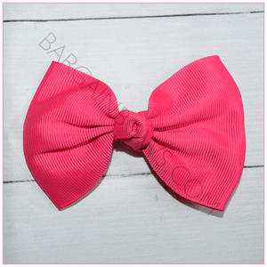 4 inch Classic Style Bow (Alligator Clip)- BargainBows