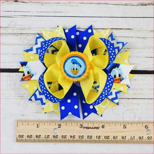 Donald Duck Boutique Bow - Bargain Bows