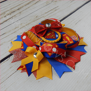 Superman Boutique Bow