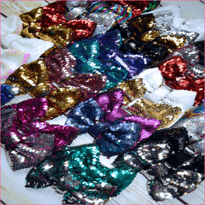 5 inch Color Flip Bow (2 in 1 Color Bow) Collection